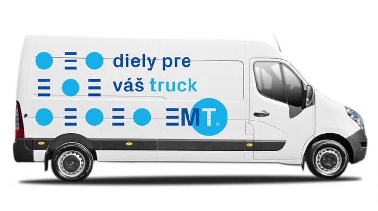 Diely pre váš truck - automobil